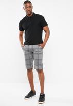 STYLE REPUBLIC - Casual shorts - grey & black
