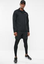 Nike - Nike dry jacket team woven - black