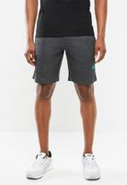 Asics Tiger - AHQ FT shorts - black