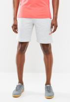 Asics Tiger - AHQ FT shorts - grey