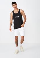 Cotton On - Tbar tank - black