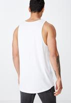 Cotton On - Tbar tank - white