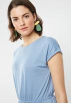 Lizzy - Joselyn dress - blue