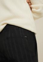 MANGO - Colin trousers - black