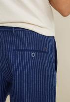 MANGO - Bermuda shorts - navy