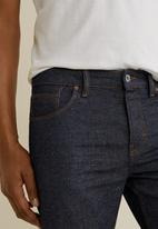 MANGO - Steve jeans - dark blue