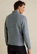 MANGO - Shibu jacket - grey
