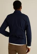 MANGO - Laiz jacket - navy