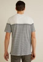MANGO - Conan T-shirt - white