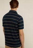 MANGO - Izimiro polo shirt - navy
