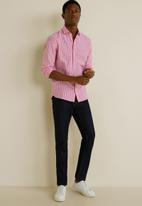 MANGO - Derribo shirt - bright pink