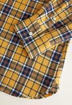 MANGO - Bianca shirt - yellow