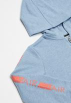 Nike - Nkg nike air full zip - blue
