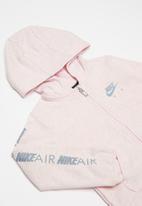 Nike - Nkg nike air full zip - pink