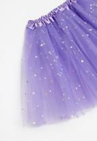 POP CANDY - Girls mesh skirt - purple