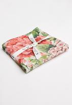 Hertex Fabrics - Marlena napkins - pastels