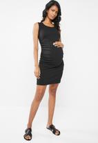 Superbalist - Maternity tank dress - black