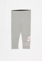 Nike - Nike G NSW favourite futura GX leggings - grey