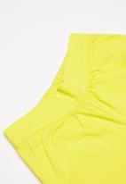 Cotton On - Callie shorts - yellow
