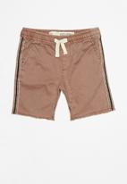 Cotton On - Rocco short - brown
