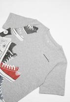 Converse - Cnvb chucks wrap tee - grey