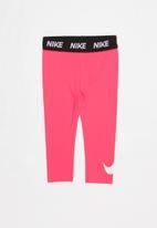 Nike - Nike sport Essent printed legging - pink