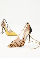 ALDO - Realonna heel - brown & black