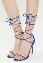 Madison® - Evie heel - cobalt blue