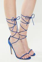 Madison® - Stiletto heel - blue