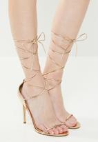 Madison® - Evie heel - gold