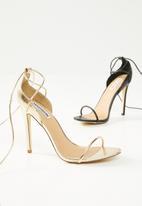 Madison® - Evie heel - black