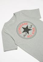 Converse - Cnvb chuck patch tee - grey