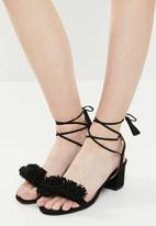 Madison® - Rio heel - black