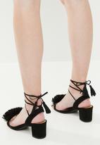 Madison® - Rio heel - black
