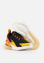 Nike - Air Max 270 SE - black/university gold-bright crimson