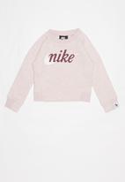 Nike - Nike girls crew - pink