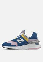 New Balance  - Ws997jce - energy pack - blue & pink