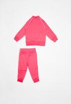 adidas Originals - Superstar suit - pink