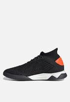 adidas Performance - Predator 19.1 tr - core black, utility black & solar orange