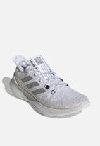 adidas Performance - Runbounce + fade w - core black, grey three f17& chalk pearl s18