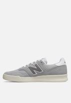 New Balance  - Crt300t2 - classic court - grey