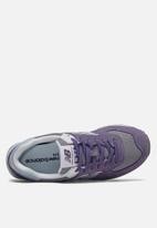 New Balance  - Wl574wnc - purple