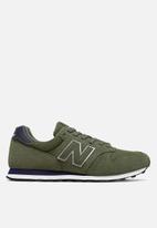 New Balance  - 373 - 70s classic running - dark green