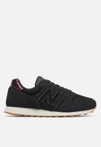 New Balance  - Wl373wni - 70 's classic running - black