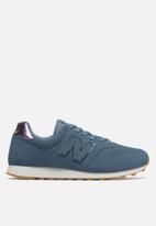 New Balance  - Wl373wng - 70 's classic running - blue