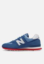 New Balance  - Ml574erg - blue & red