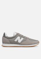 New Balance  - Wl220clc - 70 's classic running - grey & white
