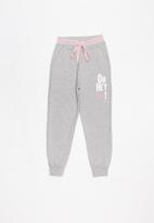 POP CANDY - Girls oh hey joggers - grey