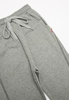 POP CANDY - Boys joggers detailed lining - grey