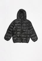 POP CANDY - Boys puffer jacket - black